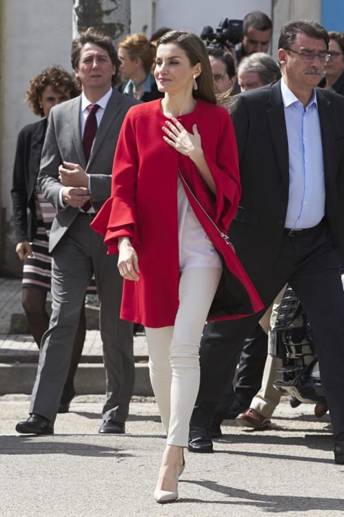 Королева Испании Летиция