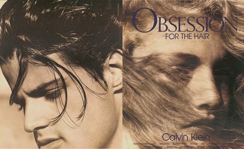 Calvin Klein Obsession весна-лето 1988