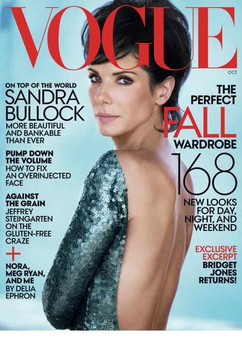 Vogue, жовтень 2013