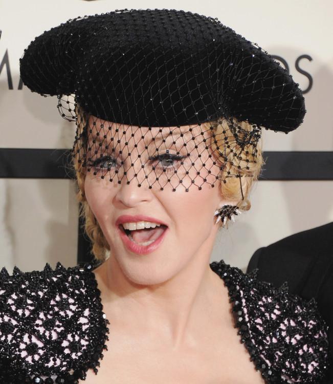 """2015. Мадонна-матадор на церемонии """"Грэмми"""""""