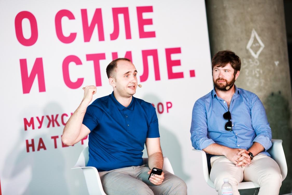 Алексей Тарасов и Владимир Задирака