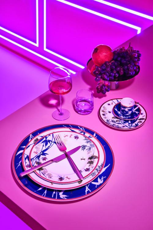 Посуда Rosenthal, коллекция Turandot