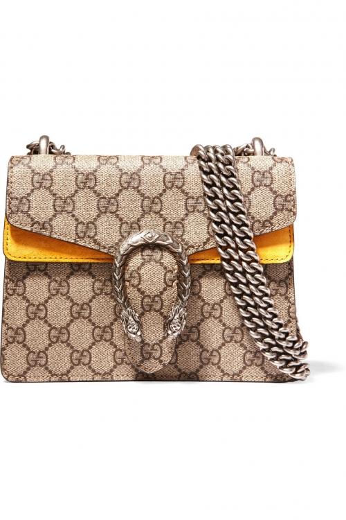 Gucci посвятил сумку древнегреческому богу вина и оргий