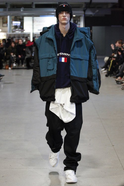 Vetements осень-зима 2017/2018