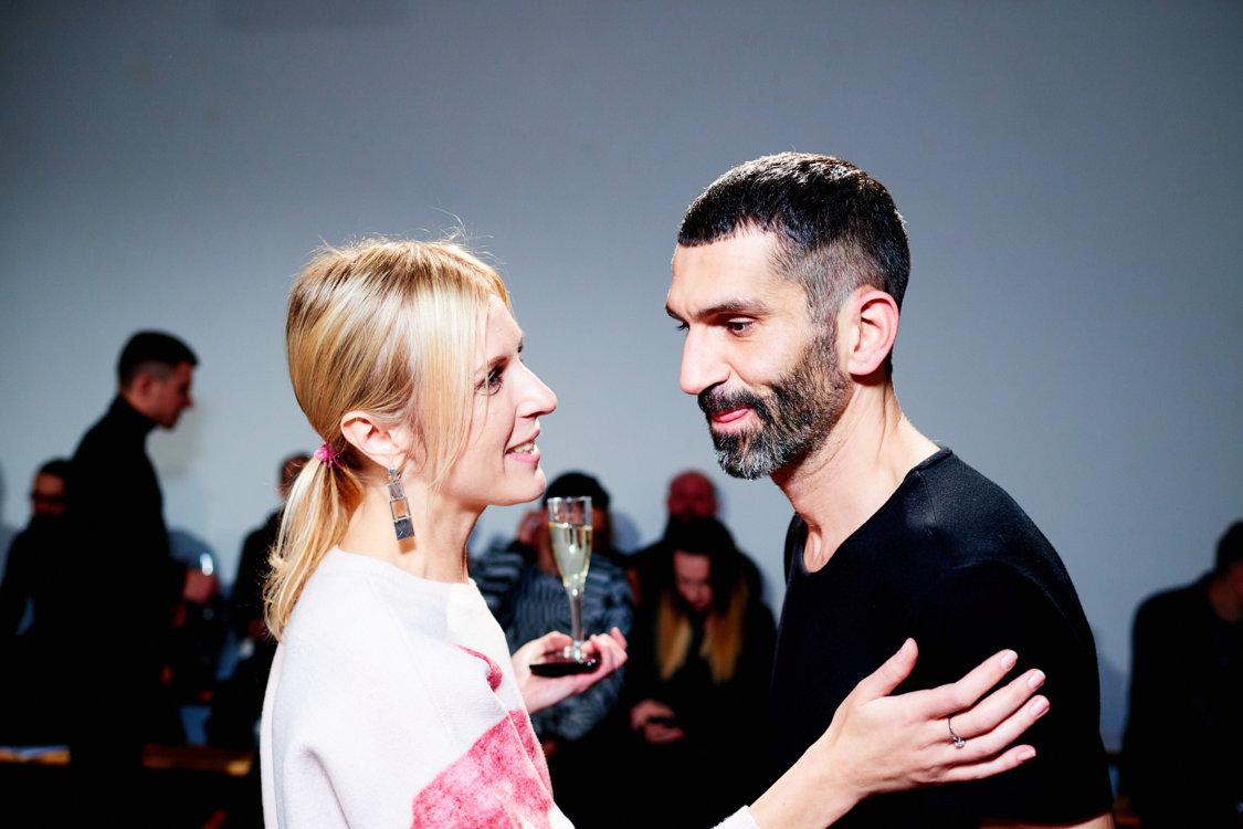 Юлия Костецкая и Валерий Топал