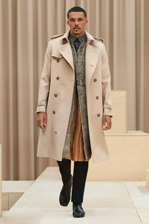Burberry Menswear осінь-зима 2021/2022