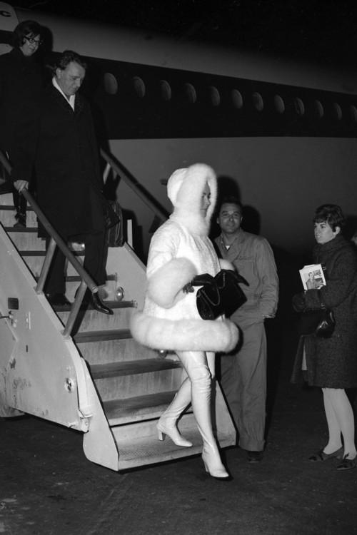Элизабет Тейлор, 1968