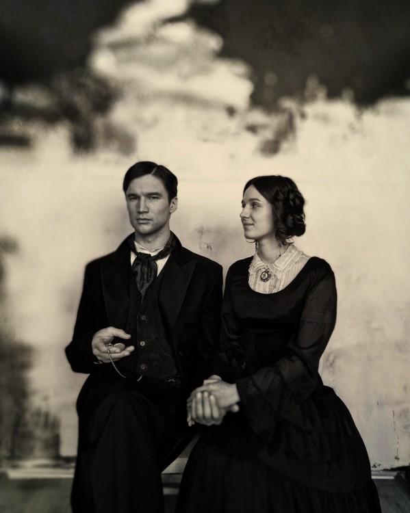 50-60-е гг. XIX ст., фотопроект «150 лет портретной съемки»