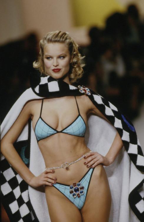 Chanel весна-лето 1995