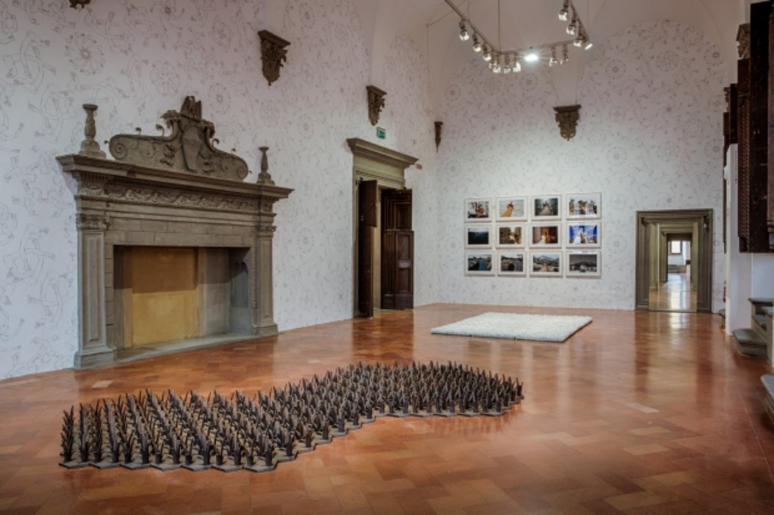 Выставка во Флоренции, 2016. Фото: Courtesy Fondazione Palazzo Strozzi, Alessandro Moggi