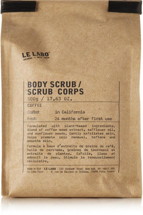 Скраб для тела с кофе Body Scrub, Le Labo