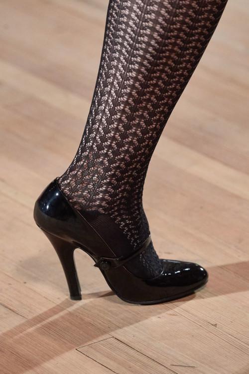 Туфли в стиле Мэри Джейн в коллекциях весна-лето 2020 фото
