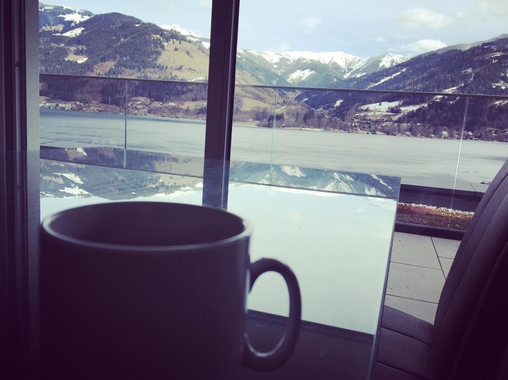 Озеро Целлер, Австрия @instabexc