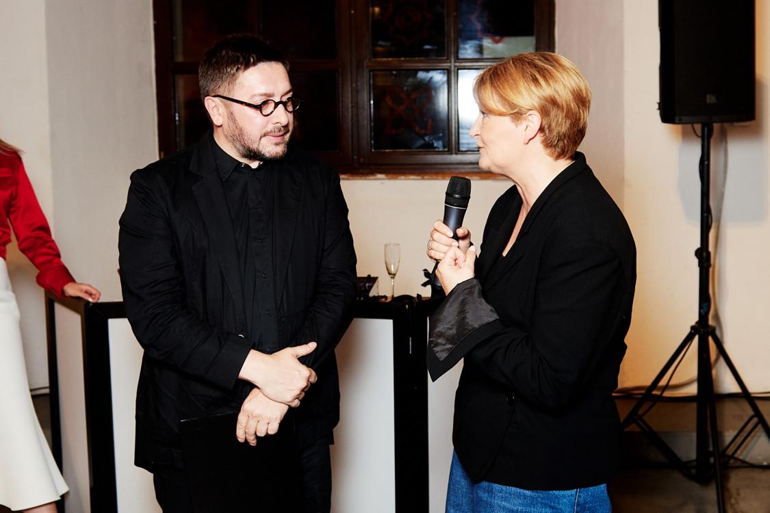 Алексей Суханов и Ирина Данилевская