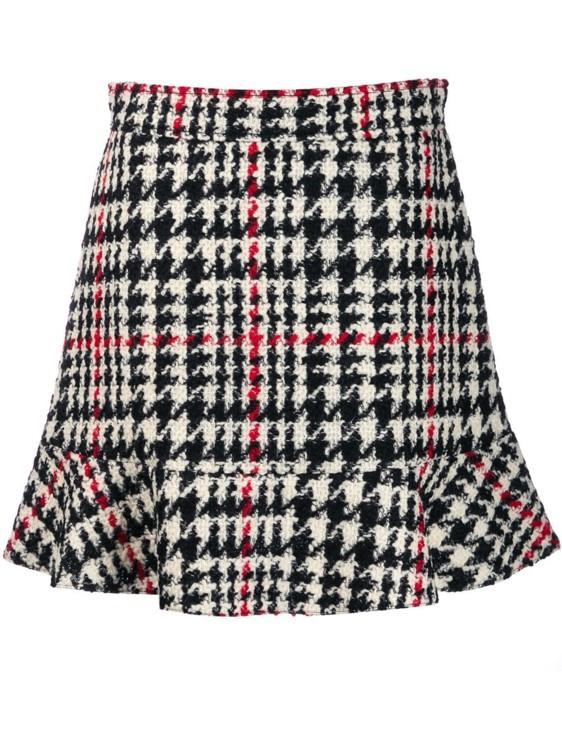 Шерстяная юбка, RED Valentino (tsum.ua)