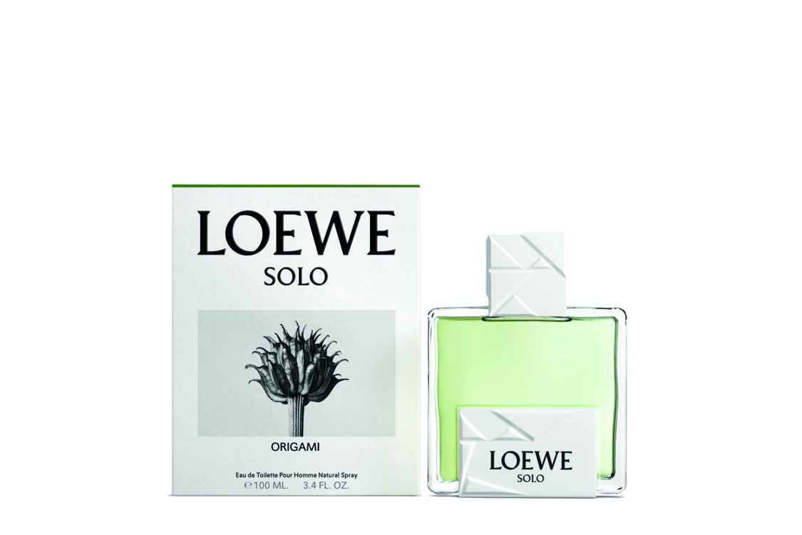 Solo Origami Pour Homme, Loewe