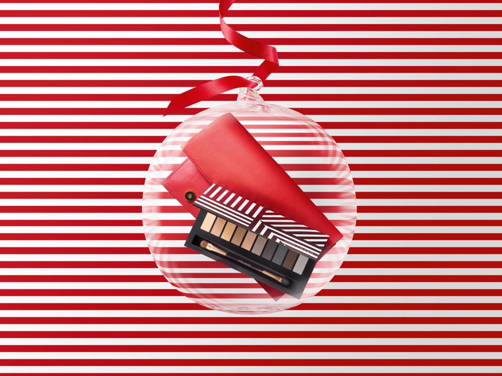 Рождественский набор теней, Estēe  Lauder