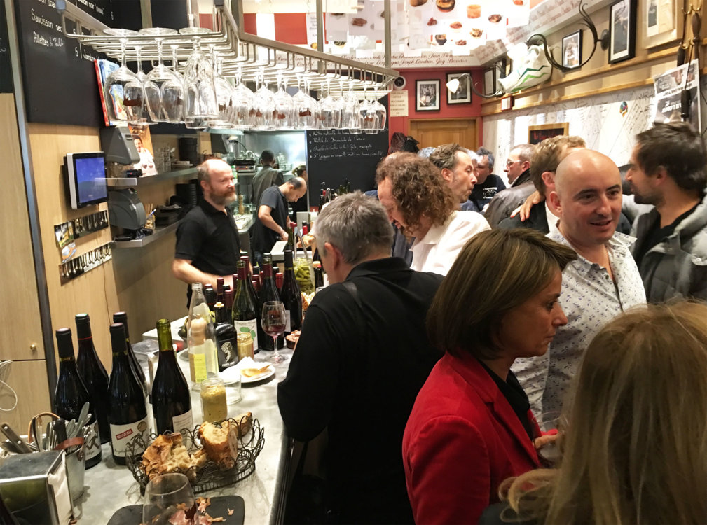 Винный бар L'Avant Comptoir
