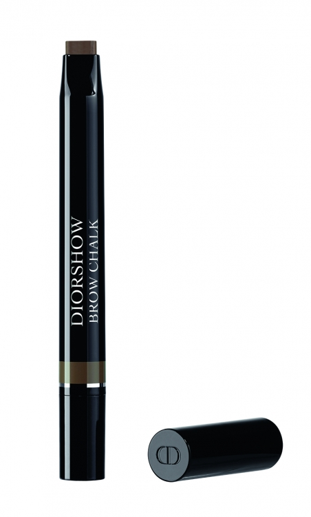 Карандаш для бровей Diorshow Brow Chalk №002 Soft Brown
