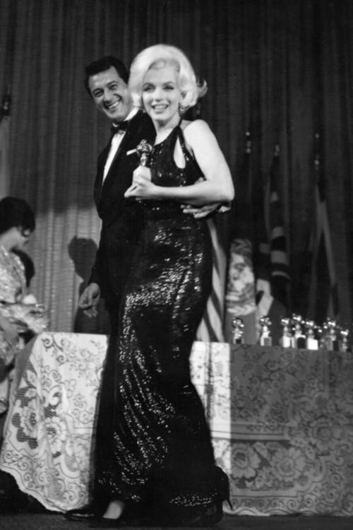 Мерилін Монро, 1962