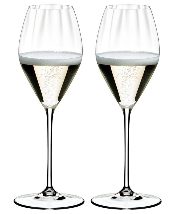 Hабор бокалов для шампанского, коллекция Performance, Riedel