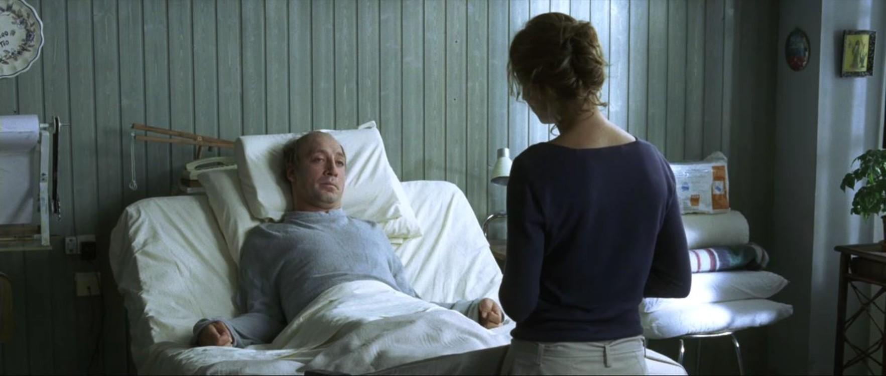 Хавьер Бардем в фильме «Море внутри», 2004