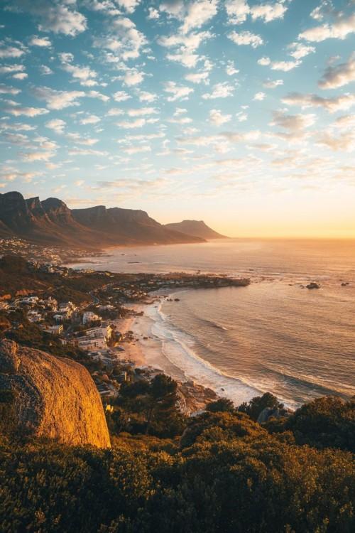 11. Кейптаун, Южная Африка. Photo: Tobias Reich / Unsplash