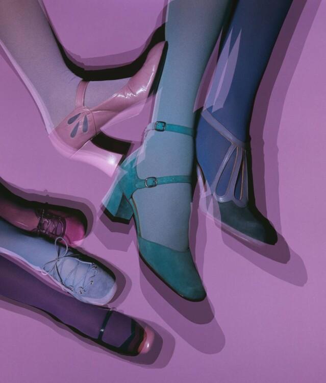 Добірка «легковажного взуття для нового блюзу», лютий 1971