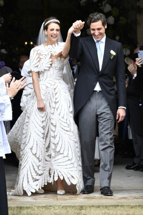 Весілля Олімпії фон унд Арку-Циннеберг і принца Жана-Крістофа Наполеона