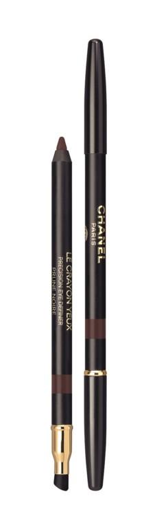 Карандаш для глаз Le Crayon Yeux N°67 Prune Noire, Chanel