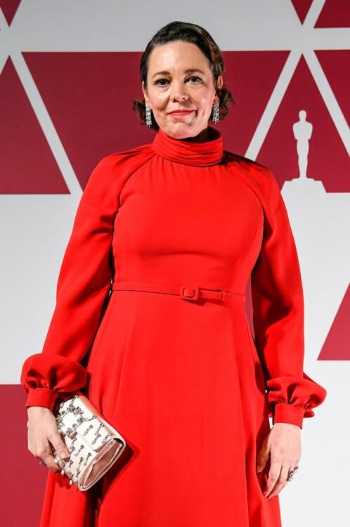 Оливия Колман в Chopard