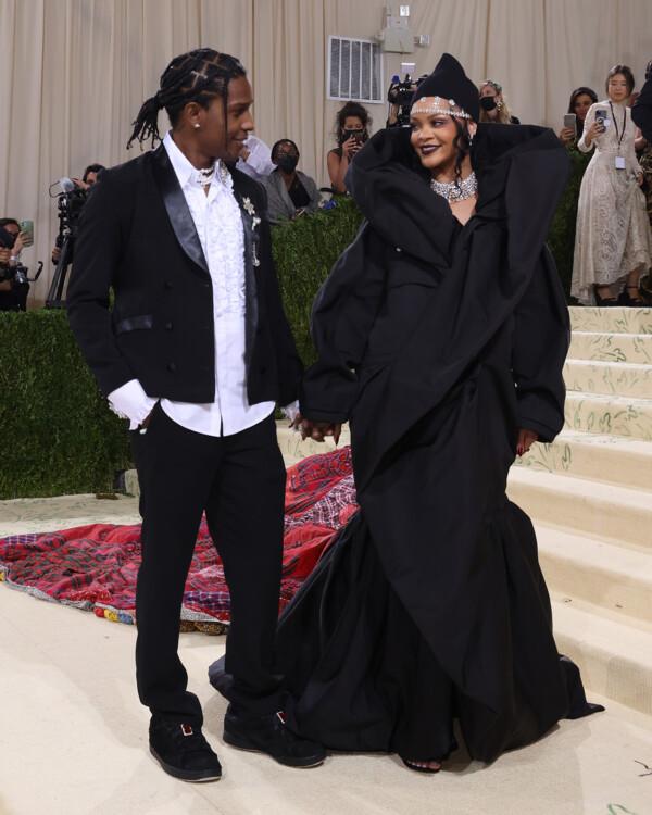A$AP Rocky і Ріанна