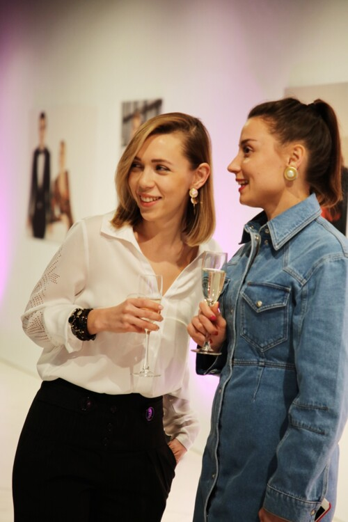 Дарья Жидко и Ксения Касьян