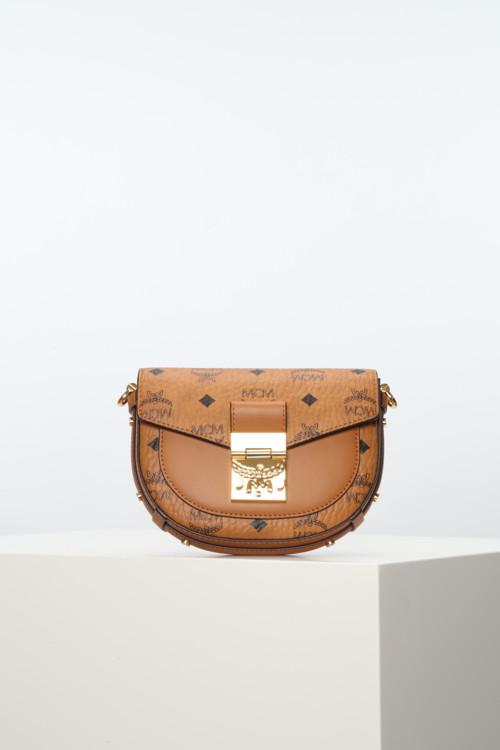 Кожаная сумка, MCM