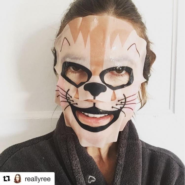 Маска для лица Face inc. Cat Nap