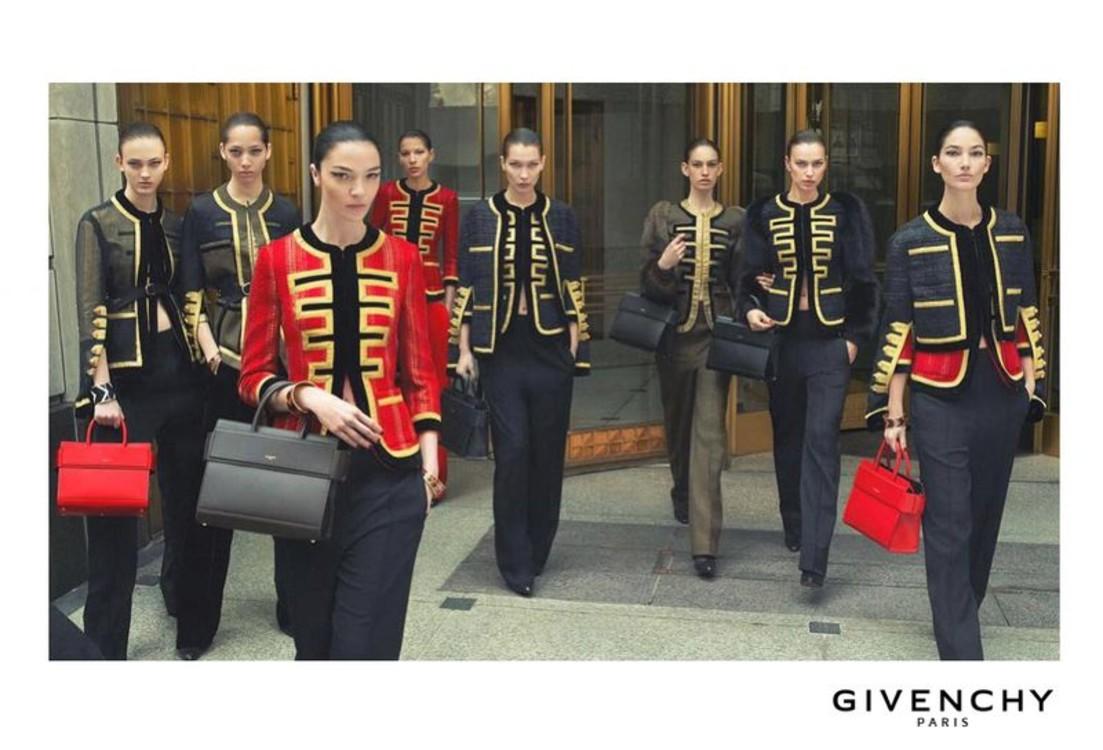 Givenchy осінь-зима 2016/17