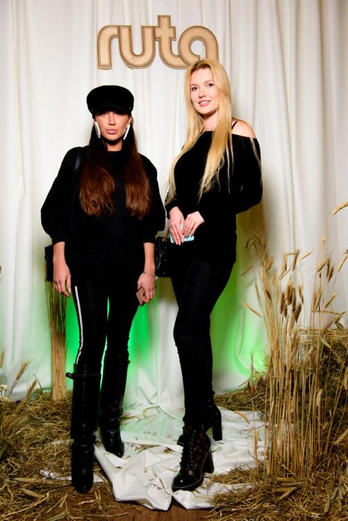 Яна Беляева и Наталья Болюх