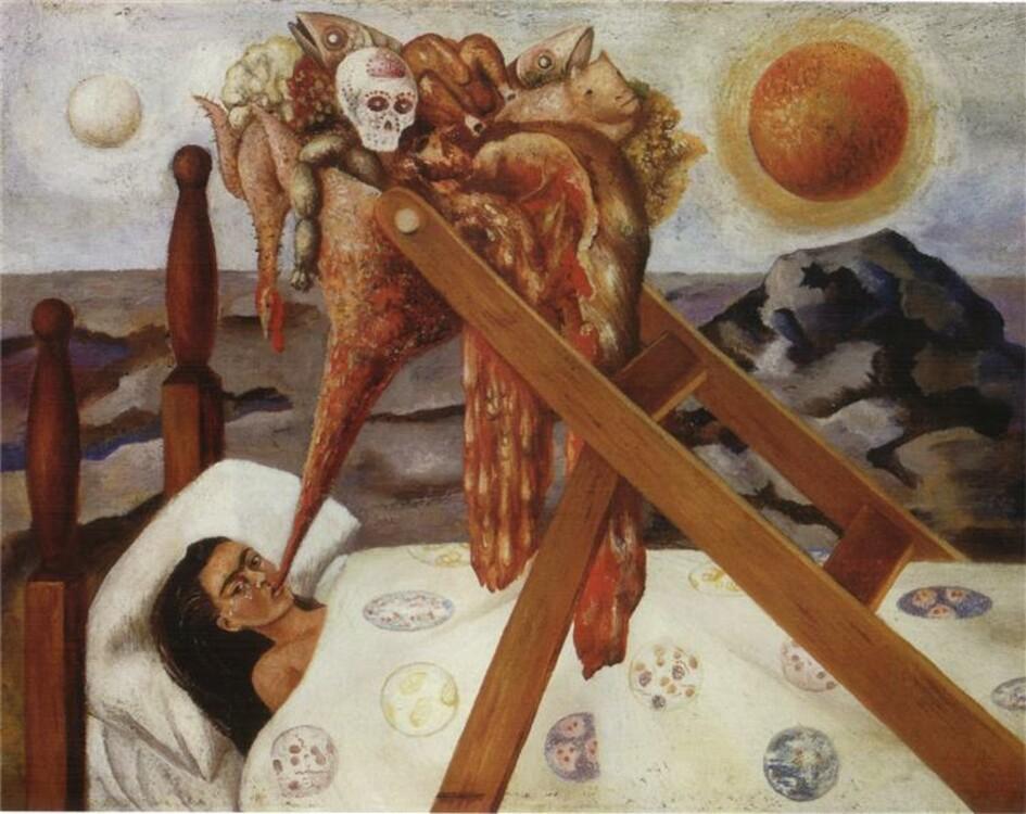Фрида Кало картины фото