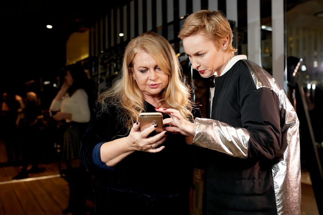 Анна Бек и Евгения Иорданова