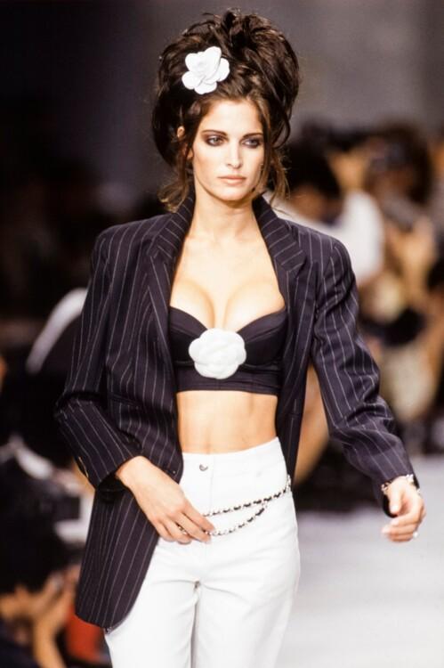 Шоу Chanel, 1996
