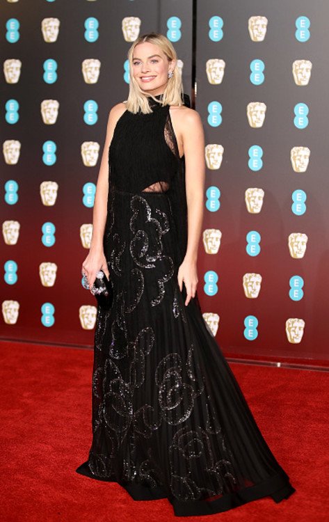 Марго Роббі у сукні Givenchy