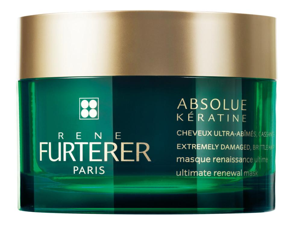 Восстанавливающая маска Absolue Keratine, Rene Furterer
