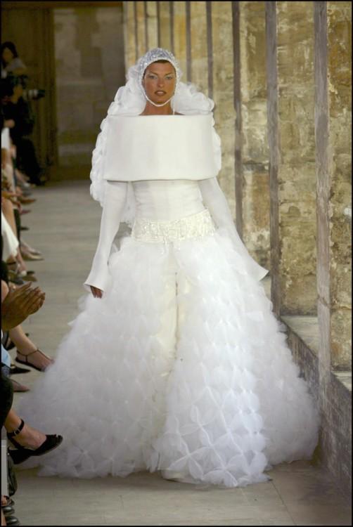 Chanel Haute Couture осень-зима 2003/2004