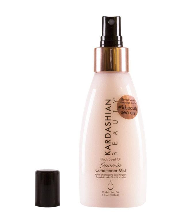 Несмываемый кондиционер для волос с маслом черного тмина, Kardashian Beauty
