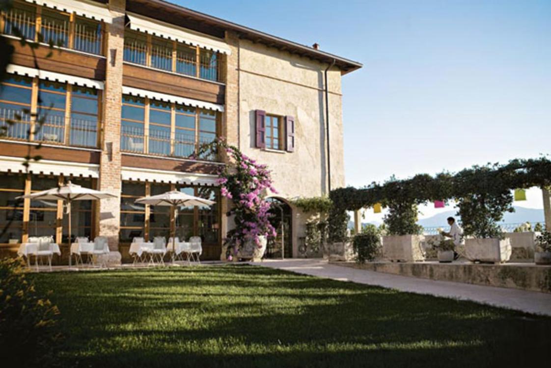 Отель Villa Arcadio