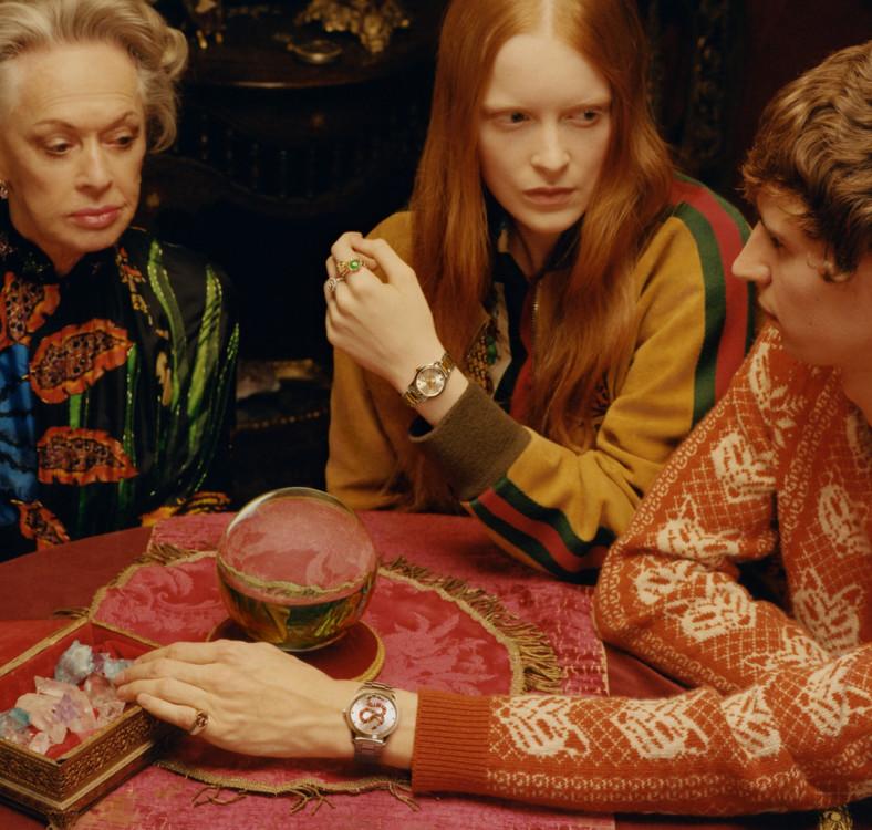 Бабушка Дакоты Джонсон стала лицом Gucci