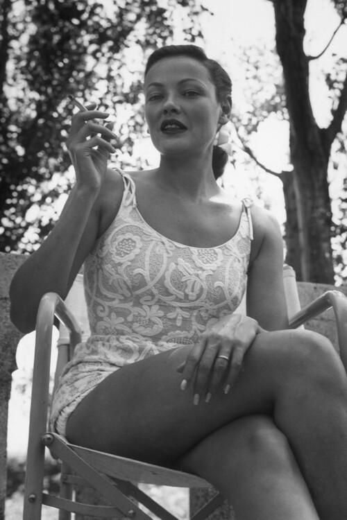 Джин Тирни, 1945