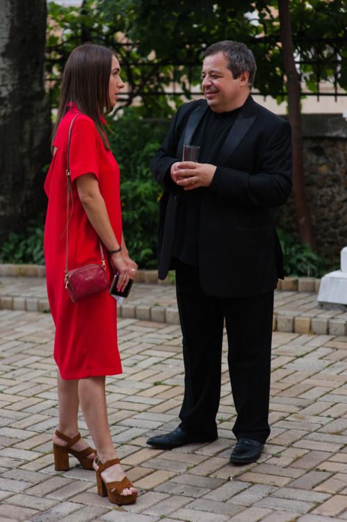 Алексей Ботвинов и Дарья Слободяник
