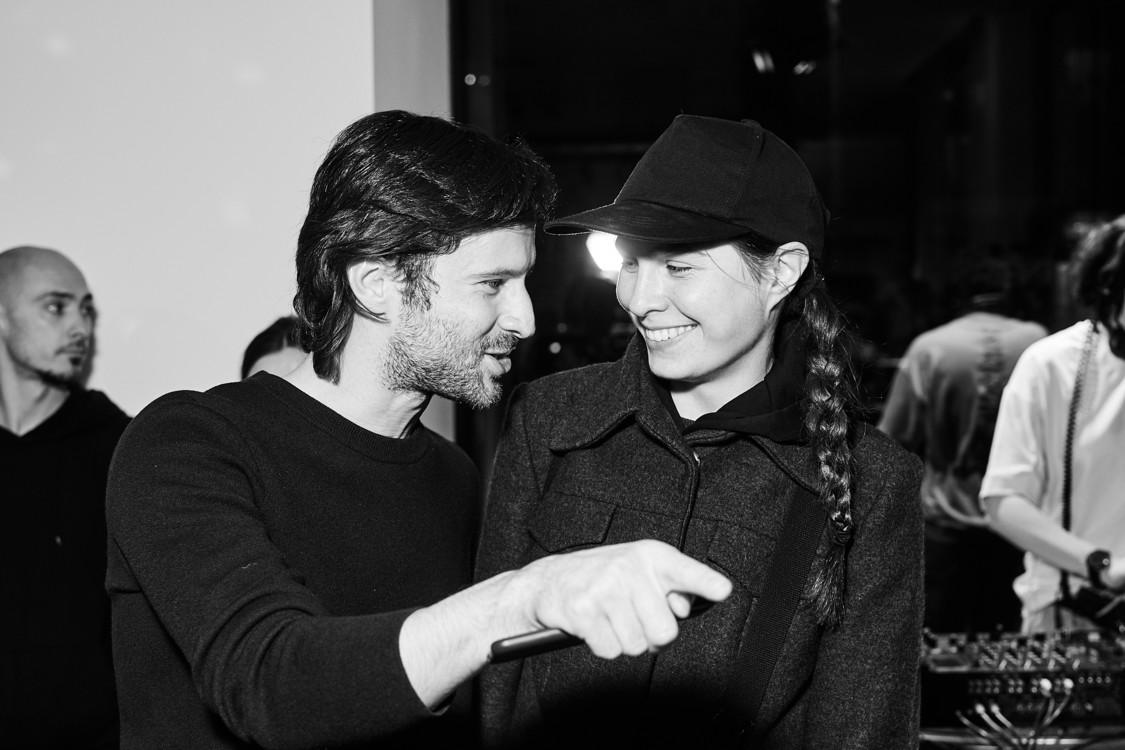 Павел Печенюк и Наталья Моденова