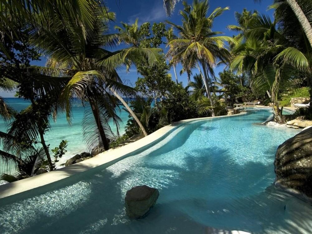 North Island, Сейшели